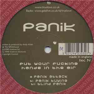 Panik - Put Your Fucking Hands In The Air