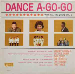 Various - Dance A-Go-Go With All The Stars Vol. 2