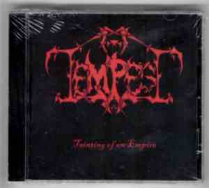 Tempest  - Tainting Of An Empire