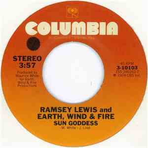 Ramsey Lewis And Earth, Wind & Fire - Sun Goddess / Jungle Strut