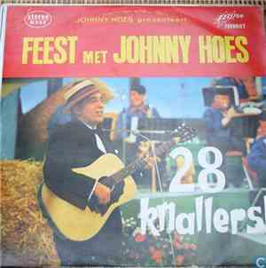 Johnny Hoes - Feest Met Johnny Hoes